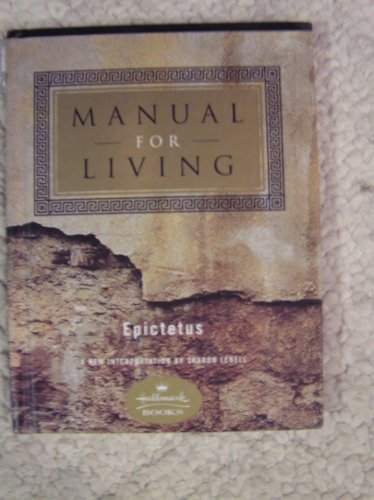 9780060955175: Manual for Living