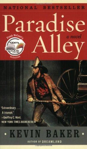 9780060955212: Paradise Alley: A Novel