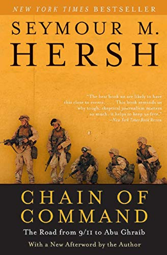 9780060955373: Chain Of Command: The Road From 9/11 To ABU Ghraib