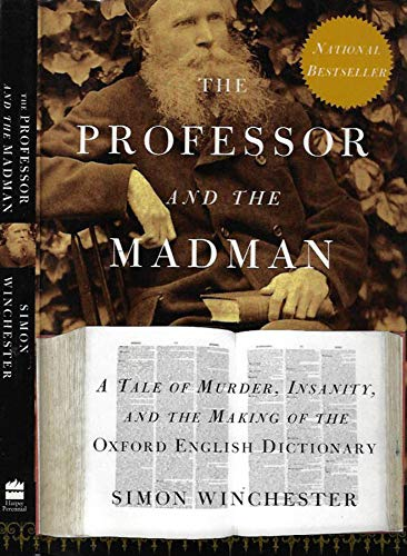 9780060955397: Professor and the Madman - CDN edition by Winchester, Simon