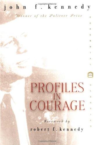 9780060955441: Profiles in Courage (Perennial Classics)