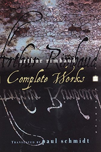9780060955502: Arthur Rimbaud (Perennial Classics)
