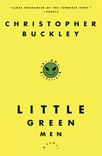 9780060955571: Little Green Men: A Novel