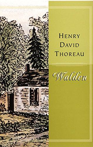 Walden: Henry David Thoreau