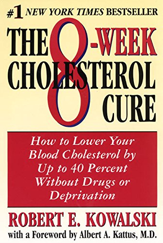 9780060955748: The 8-Week Cholesterol Cure LP