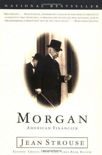 9780060955892: Morgan: American Financier