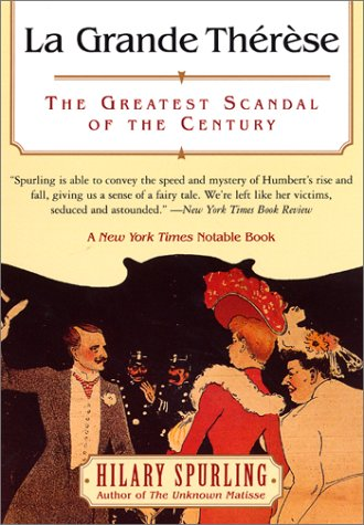 9780060955922: La Grande Therese: The Greatest Scandal of the Century