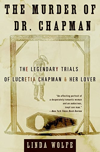 9780060955953: Murder of Dr. Chapman, The