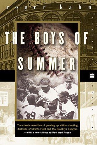 9780060956349: The Boys of Summer (Perennial Classics)