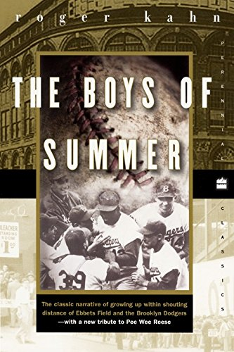 9780060956349: The Boys of Summer