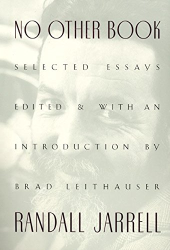 9780060956387: No Other Book: Selected Essays