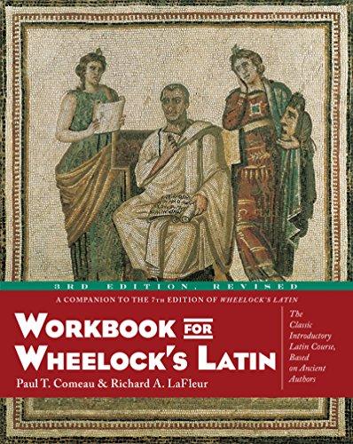 9780060956424: Workbook for Wheelock's Latin