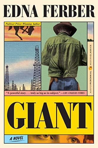 Giant (Perennial Classics): Edna Ferber