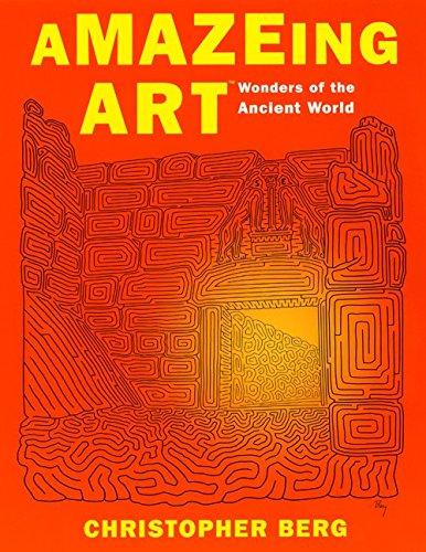 9780060956745: Amazeing Art: Wonders of the Ancient World