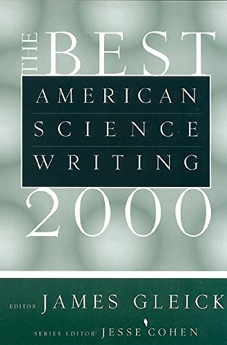 9780060957360: The Best American Science Writing 2000