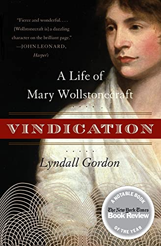 9780060957742: Vindication: A Life of Mary Wollstonecraft