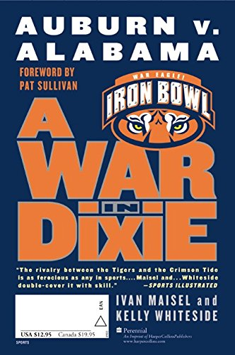 9780060957759: A War in Dixie: Alabama V. Auburn