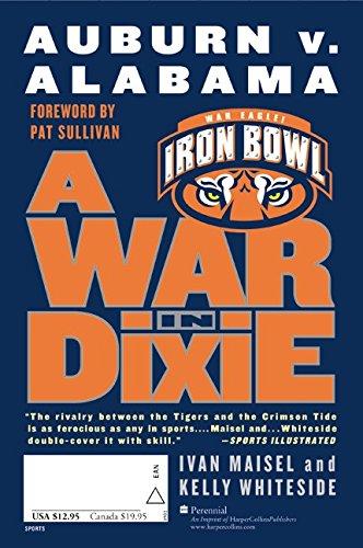 9780060957759: A War in Dixie: Alabama v. Auburn