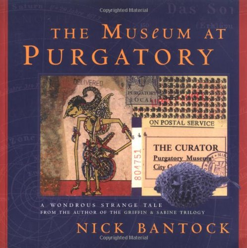 9780060957933: The Museum at Purgatory (Byzantium Book)