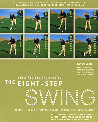 9780060958008: The Eight Step Golf Swing