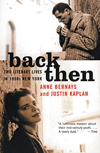 9780060958053: Back Then: Two Literary Lives in 1950s New York