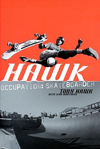 9780060958312: Hawk: Occupation: Skateboarder