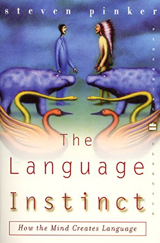 9780060958336: The Language Instinct: How the Mind Creates Language (Perennial Classics)