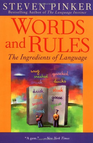 9780060958404: Words and Rules: The Ingredients of Language