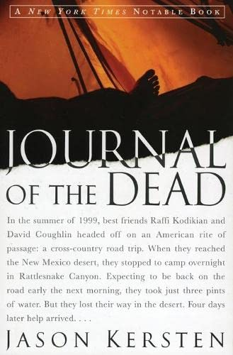 9780060959227: Journal of the Dead: A Story of Friendship and Murder in the New Mexico Desert