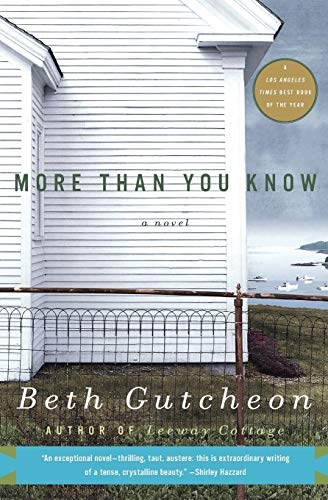9780060959357: More Than You Know: A Novel