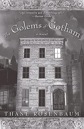 9780060959456: The Golems of Gotham: A Novel