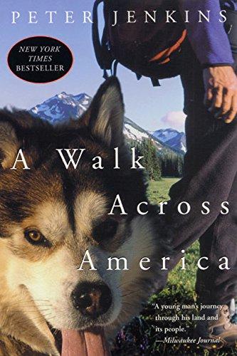 A Walk Across America: Jenkins, Peter