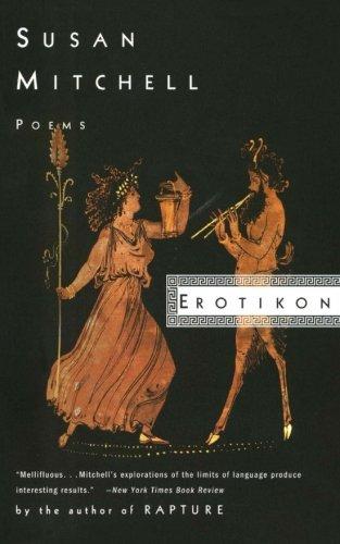 9780060959593: Erotikon: Poems