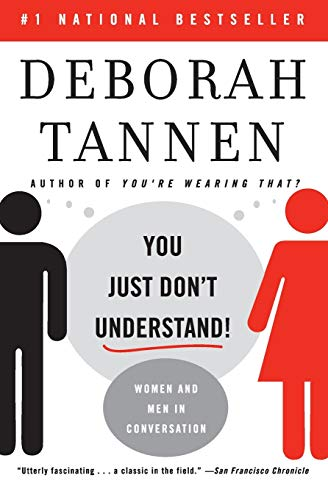 9780060959623: You Just Don't Understand: Women and Men in Conversation