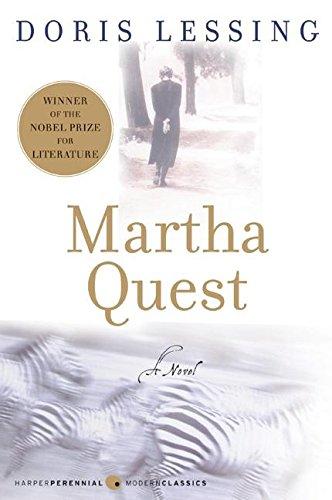 9780060959692: Martha Quest: A Novel (Perennial Classics)