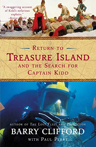 9780060959821: Return to Treasure Island and the Search for Captain Kidd