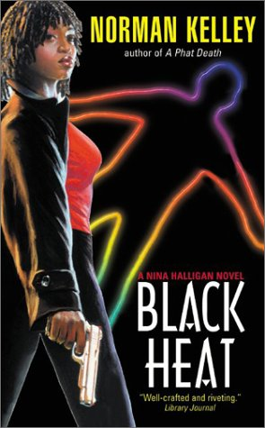 9780060959944: Black Heat: A Nina Halligan Novel