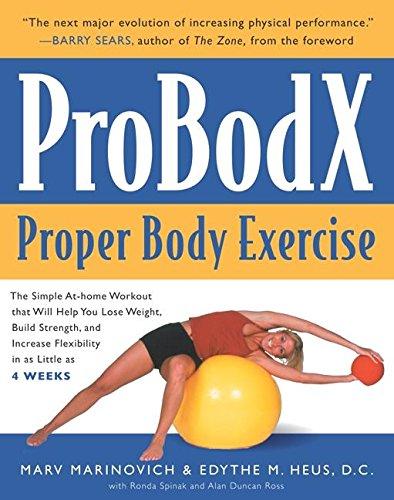9780060959951: Probodx: Proper Body Exercise, the Path to True Fitness
