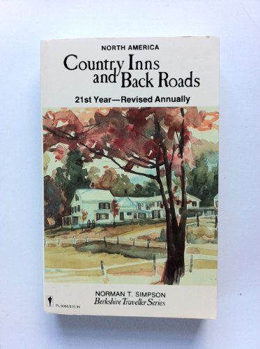 9780060960667: Country Inns and Back Roads: North America