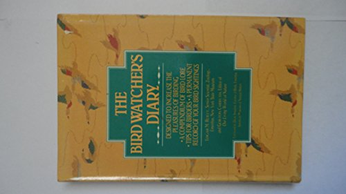 9780060960926: The bird watcher's diary