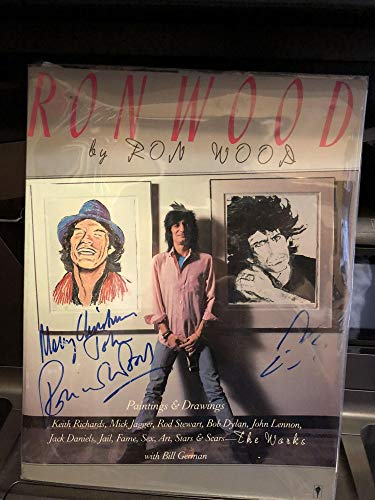 9780060960988: Ron Wood: The Works