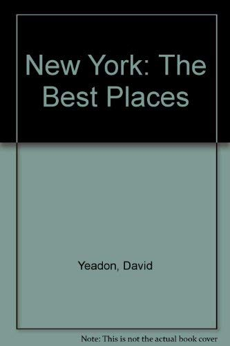 9780060960995: New York: The Best Places