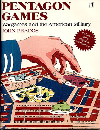 9780060961305: Pentagon Games: Wargames and the American Military