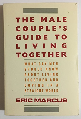 9780060961435: The Male Couple's Guide to Living Together