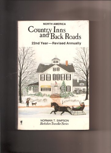 9780060961671: Country Inns and Back Roads: New England, West Coast, Canada, Middle Atlantic, South, Midwest, Rocky Mountains (Berkshire Traveller Series,)