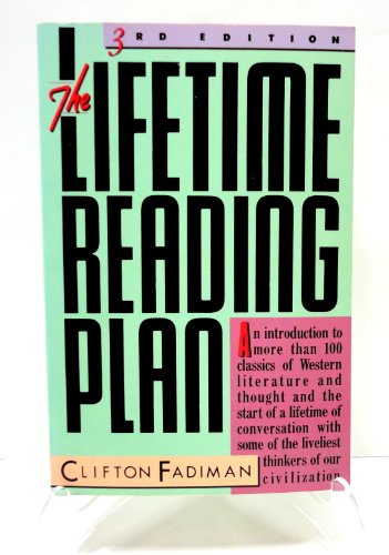 9780060961749: The Lifetime Reading Plan