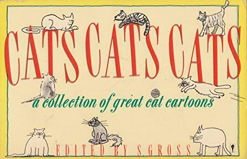 9780060961855: Cats Cats Cats: A Collection of Great Cat Cartoons