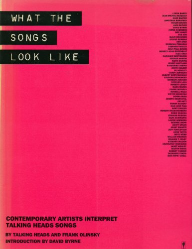 9780060962050: What the Songs Look Like: Contemporary Artists Interpret Talking Heads' Songs