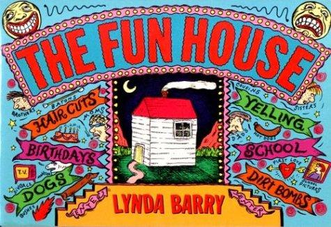 The Fun House: Barry, Lynda