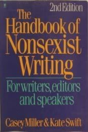9780060962388: The Handbook of Nonsexist Writing